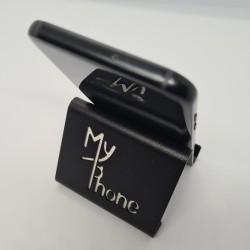 Porte téléphone de bureau