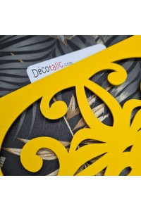objet decoration metal